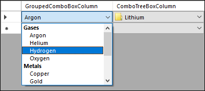 Drop-Down Controls | Brad Smith's Coding Blog